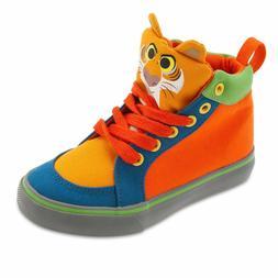 Disney Store Shere Khan Hightop Sneakers for Kids Tennis Sho