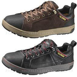 Caterpillar Shoes Men's Brode Skate Shoe, Sneakers Leather S