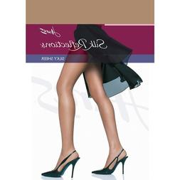 Hanes Silk Reflections Women's Silky Sheer Hosiery, Barely T