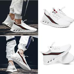 Size 8-12 Men's Casual Walking Athletic Tennis Sports Gym Sn