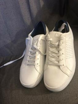 Sketchers street los angeles sneakers white size 9 Mens shoe