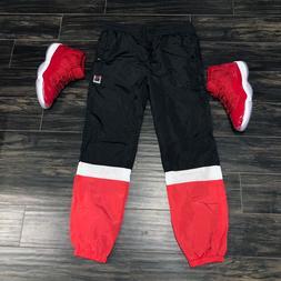 Slim fit Pants to match Jordan Retro 11 Win Like 96 Sneakers