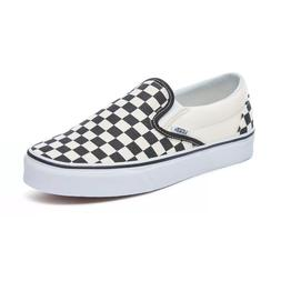 Vans Slip-on Shoes Checkerboard - Womens - Checker Sk8 Class