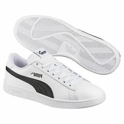 PUMA Smash v2 Leather Sneakers Men Shoe Basics