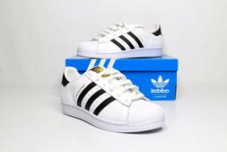 Kid's Adidas 'Superstar Ii' Sneaker, Size 5.5 M - White