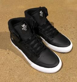 Boy's Supra 'Skytop' High Top Sneaker, Size 6 M - Black