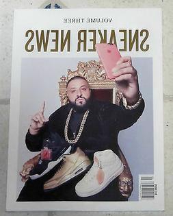 SNEAKER NEWS Volume Three DJ KHALED NIKE Air Jordan KICKS VI