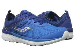 Saucony Sneakers  Boys Blue/Silver Lace Sneakers  Little Boy