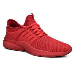 QANSI Sneakers for Women Mesh Tennis Running Workout Athleti
