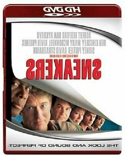 Sneakers ~ HD-DVD, 2007 **HD DVD PLAYER REQUIRED**