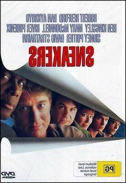 SNEAKERS  Thriller DVD