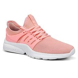 QANSI Women Sneakers Running Tennis Walking Gym Casual Sneak