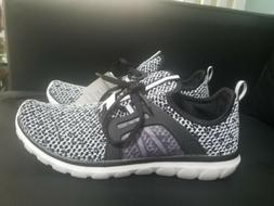 Champion Sneakers Speed Knit Black and White NEW with Tags ,