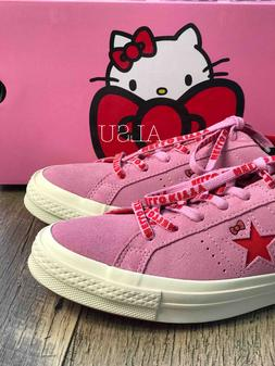 Sneakers Woman's Converse & Hello Kitty One Star Prism Pink
