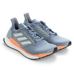Adidas Solar Boost Women Neutral Running Shoes Grey Sneakers
