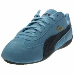 Puma Speed Cat Sneakers Casual   Sneakers Blue Boys - Size 6