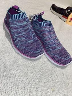 Speedknit Sneakers Girls Youth Size 2