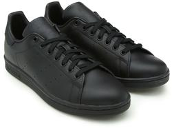 adidas Men's Originals Stan Smith Sneaker, Core Black/Black/