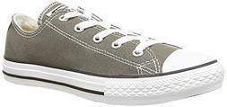 Converse Unisex Child All Star Ox - Charcoal - 12