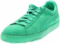 Puma Suede Classic Ice Mix Sneakers Casual    - Green - Mens