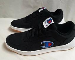 CHAMPION Super Court Low Mens Shoes Sneakers Black/White Siz