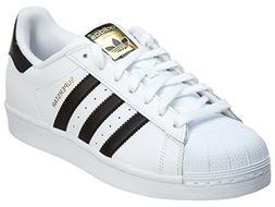 adidas Originals Men's Superstar Casual Sneaker, White/Core