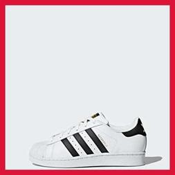 adidas Originals Superstar J Casual Low-Cut Basketball Sneak