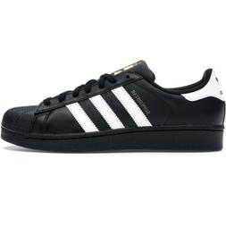 Adidas Superstar Mens All Sizes Casual Shoes Athletic Black