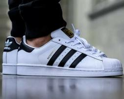 Adidas Superstar Shell Toe Men's Athletic Shoes White Snea