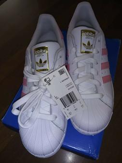 Adidas Women's Superstar W Originals Basketball Shoe