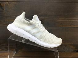 Adidas Swift Run All White Mens Running Casual Shoes B37725