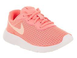 NIKE Girl's Tanjun Shoe Lt Atomic Pink/Crimson Tint/White Si