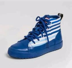 Hunter for Target Boys Dipped Boots Canvas High Top Sneakers