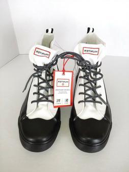HUNTER for Target Men's Sneakers 9.5 Women's 11.5 White High