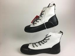 HUNTER for Target Mens 12 Women's 14 White High Top Canvas S
