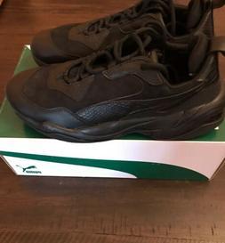 Puma Thunder Desert, Men Size 9.6, Black Synthetic Casual Sn