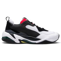 PUMA THUNDER SPECTRA Mens Athletic Shoes Casual Sneakers Whi