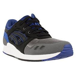 ASICS Tiger Gel Lyte III GS Retro Running Shoe , Black/Black
