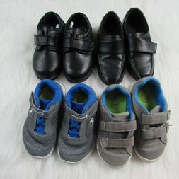 Toddler Baby Boys Size 7 Used Lot of 4 Shoes Champion Sneake