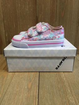 Airwalk Toddler Girls Legacee Floral Print Sneakers  Size 9