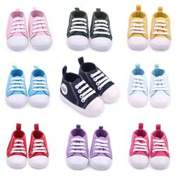 Toddler Kids Shoes Cute Soft Canvas Sneakers Baby Boy Girl S