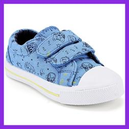 Toddler Sneakers For Boys & Girls BLUE 6 M US FREE SHIPPING