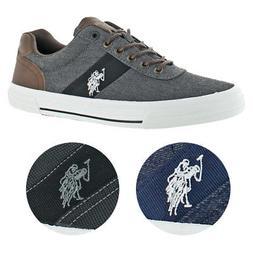 U.S. Polo Assn. Helm Men's Low-Top Fashion Boat Shoe Sneaker