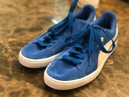 PUMA Urban Plus Suede Sneakers Men Shoe Basics New