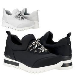US FREE SHIP SheSole Women's Fashion Sneakers Wedge Heel Lig