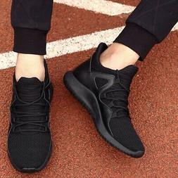 us men s running sport shoes breathable