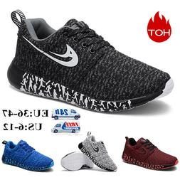 Womens Mens Athletic Running Shoes 12 Light Fitness Sneakers