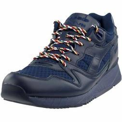 Diadora V7000 USA  Casual Running Outdoor Sneakers - Navy -