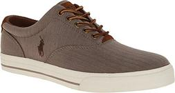 Polo Ralph Lauren Men's Vaughn, Dark Khaki, 10.5 D US