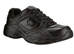 Dickies Venue II Slip Resistant Mens Shoes Size 8 Black Snea